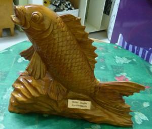 Fisken är vår